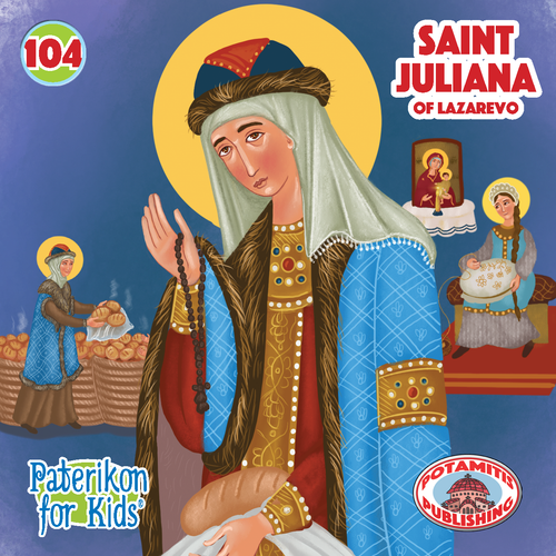 104 PFK: Saint Juliana of Lazarevo