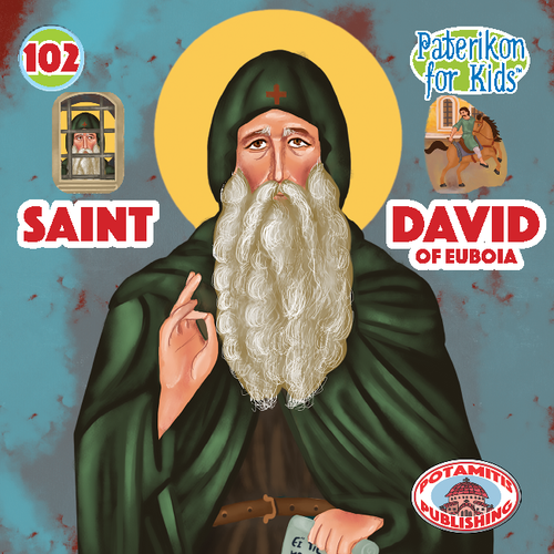 102 PFK: Saint David of Euboia