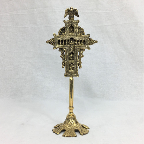 Standing Bronze Cross