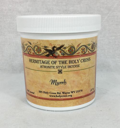 Holy Cross Incense - Myrrh