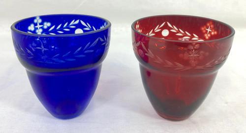 Etched Lampada Glass