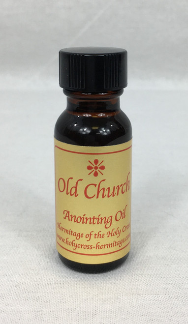 Old Church Anointing Oil