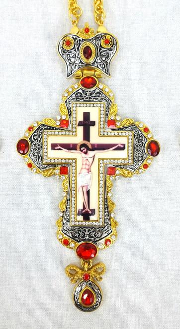 Jeweled Pectoral Cross 3