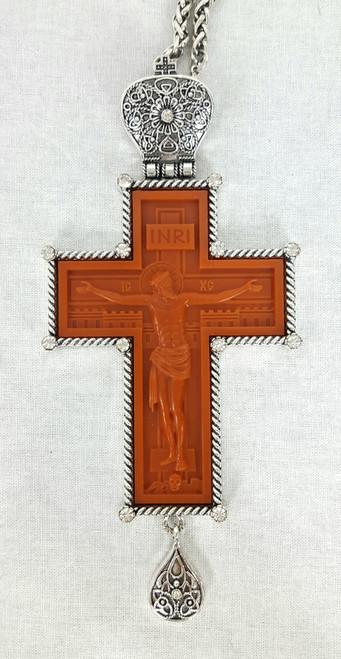 Jeweled Pectoral Cross 6