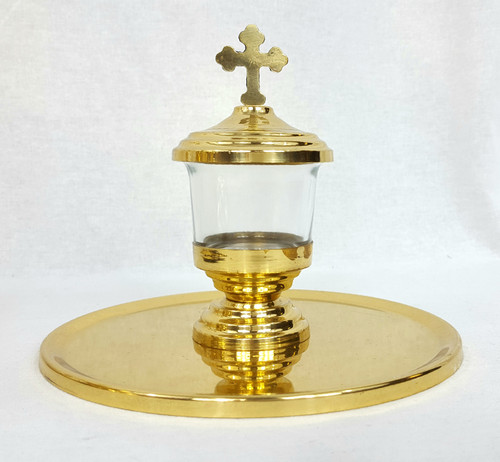 Holy Oil Vessel 2