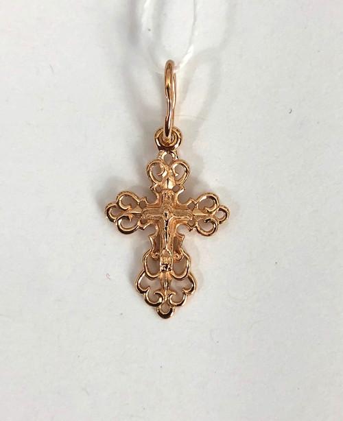 Gold Cross 14kt - 586