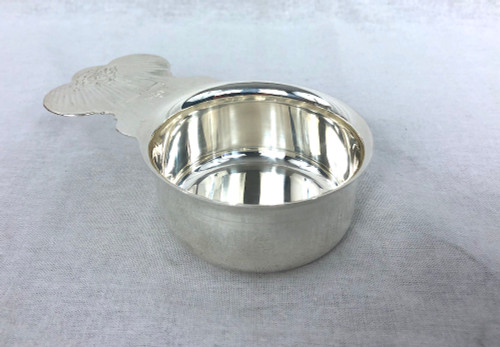 Zeon Cup Silver Plated