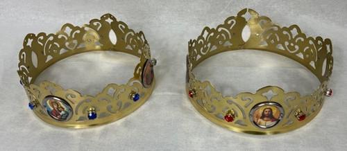 Wedding Crowns (Set)