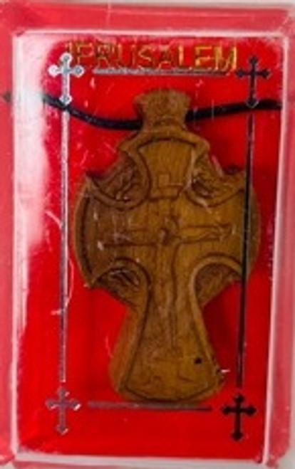 Jerusalem Cross 6 (Wood)