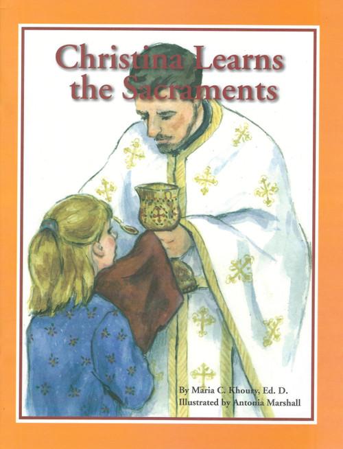 Christina Learns the Sacraments