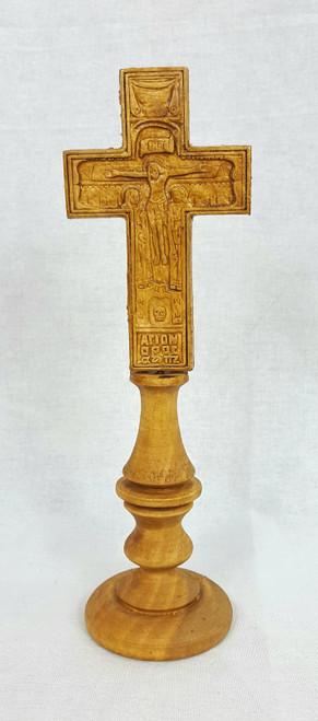 Standing Wooden Cross 2