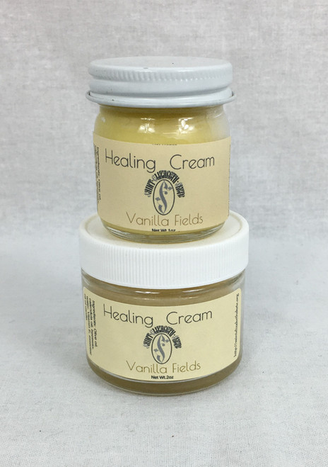 Vanilla Fields Healing Cream
