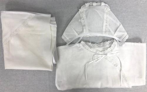 Baptismal Gown Set