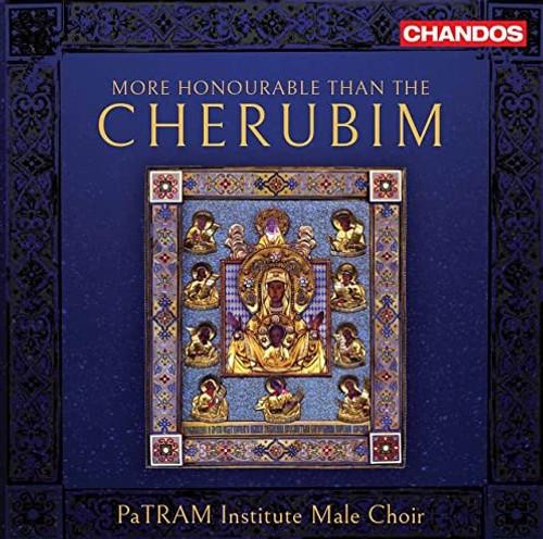 More Honourable than the Cherubim CD