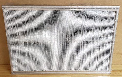 "36"" x 24"" x 6"" HEPA FILTER REPLACEMENT Metallic Frame"