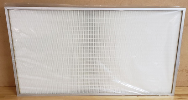 """42"""" x 23"""" x 5"""" HEPA FILTER ULTRA LOW PENETRATION REPLACEMENT"""
