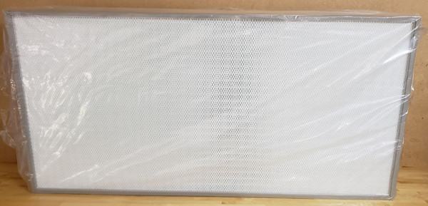 "47"" x 23"" x 6"" HEPA FILTER ULTRA LOW PENETRATION REPLACEMENT"