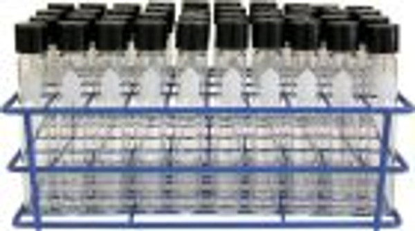 Autoclavable Rack for 25–30 mm Test Tubes