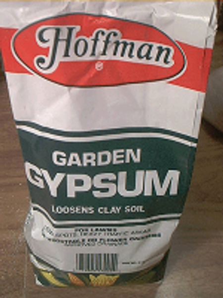 GYPSUM 5 lbs. (Hoffman)