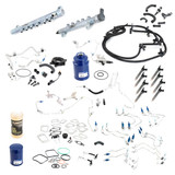 Fuel System Replacement Kit - No Pump | 2011-2016