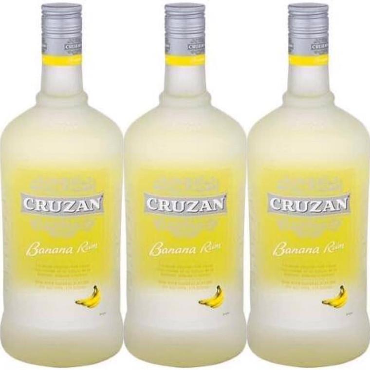 Cruzan Banana Rum 1.75L