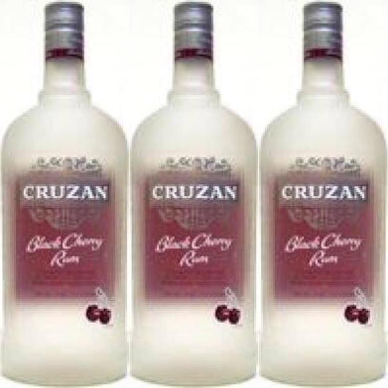Cruzan Black Cherry Rum 1.75 L