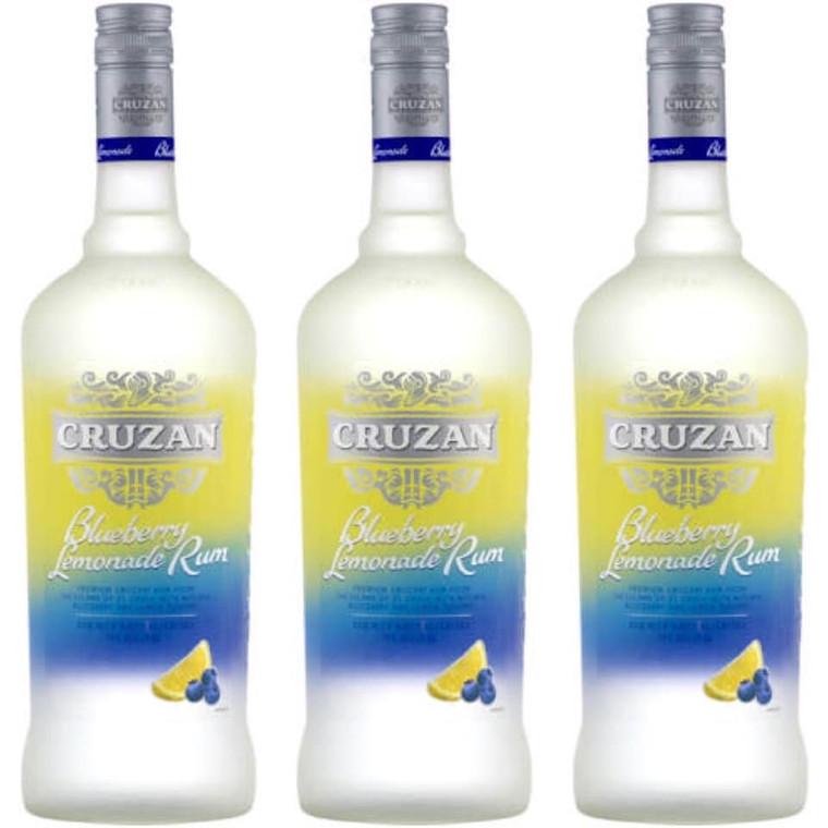 Cruzan Blueberry Lemonade Rum 1.75 L