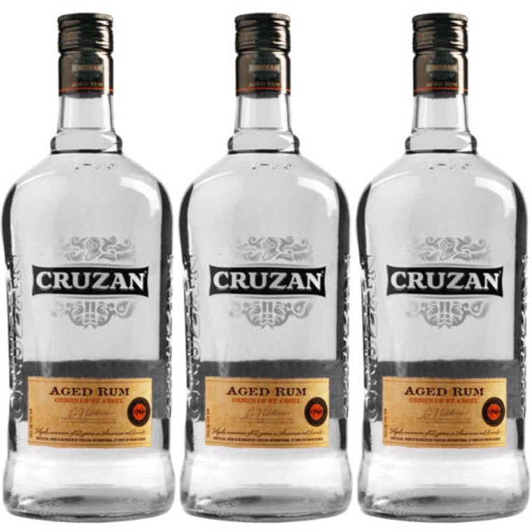 Cruzan Aged White Rum 1.75 L