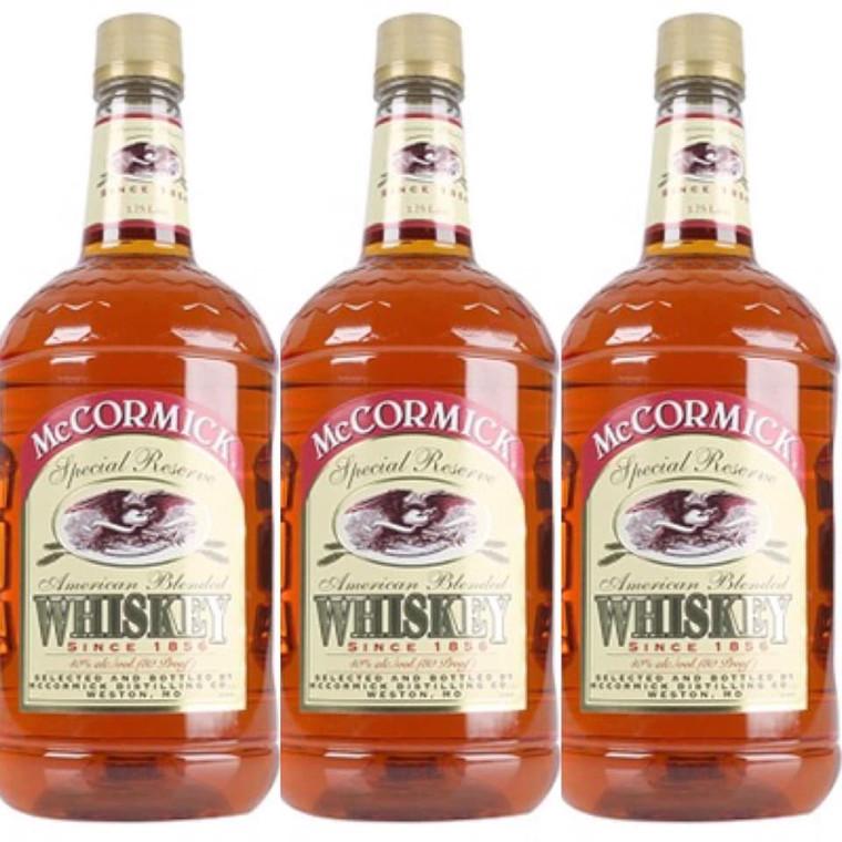 McCormick Blended Whiskey 1.75 L