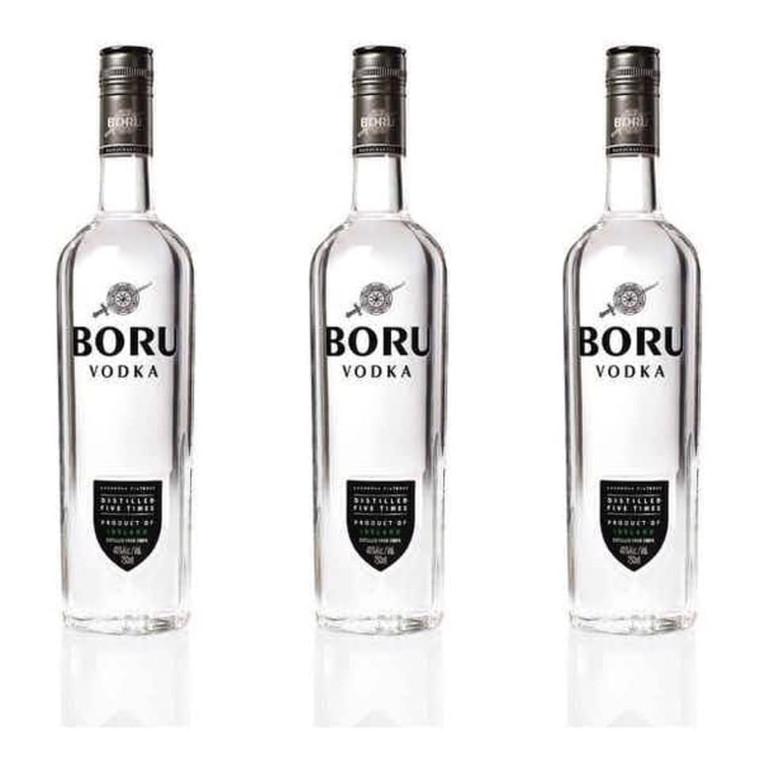 Boru Vodka 750 ml