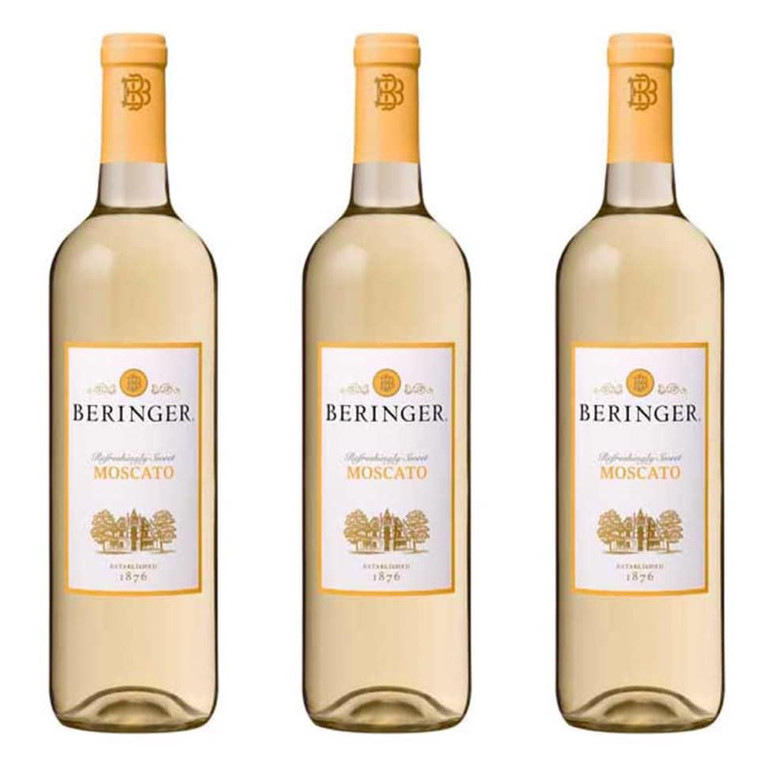 Beringer Moscato Wine 750 ml