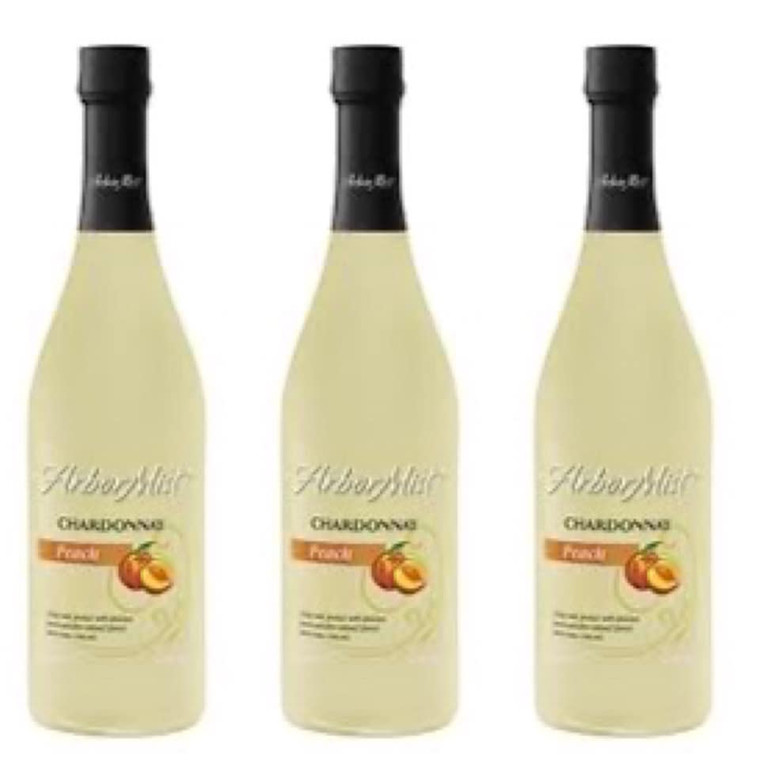 Arbor Mist Peach Chardonnay Wine 750 ml