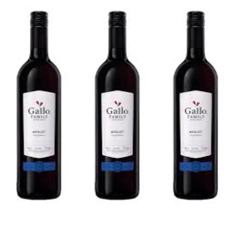 Gallo Family Vineyards Merlot Wine 750 ml