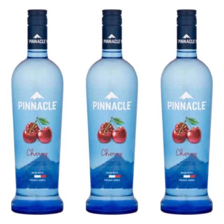 Pinnacle Cherry Vodka 750 ml