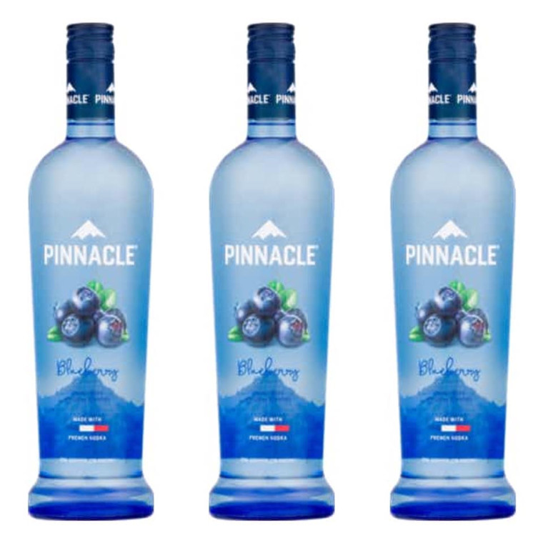 Pinnacle Blackberry Vodka 750 ml