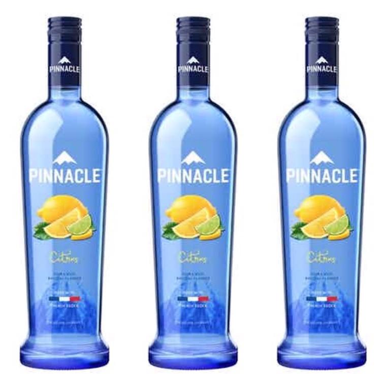 Pinnacle Citrus Vodka 750 ml