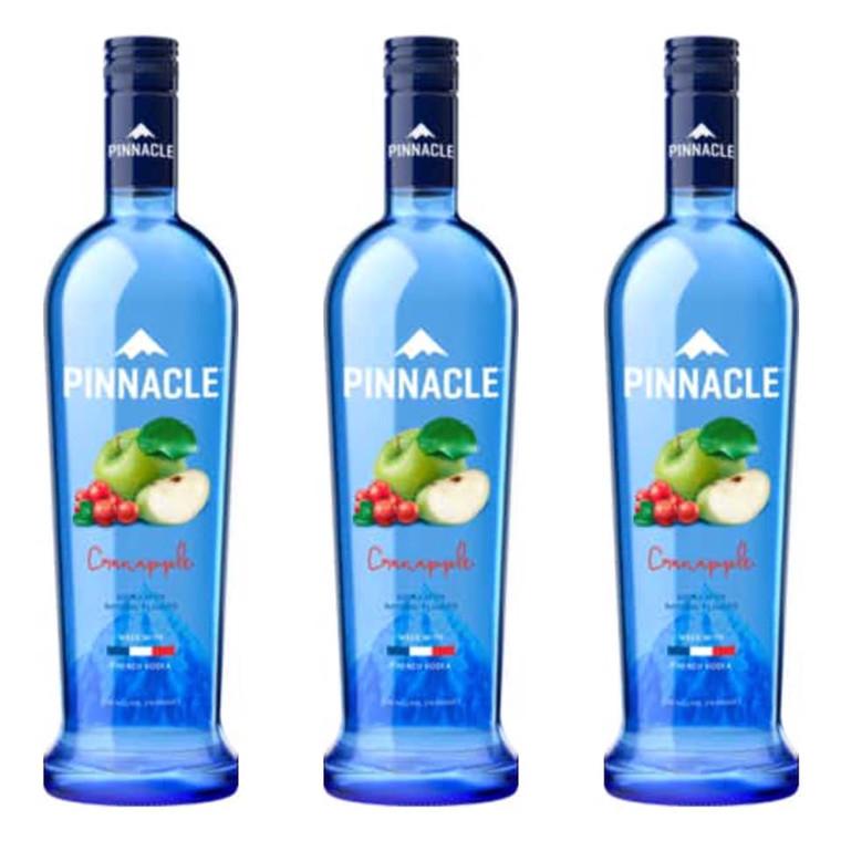 Pinnacle Cran Apple Vodka 750 ml