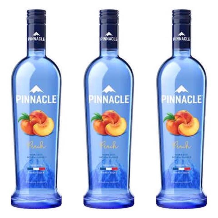 Pinnacle Peach Vodka 750 ml