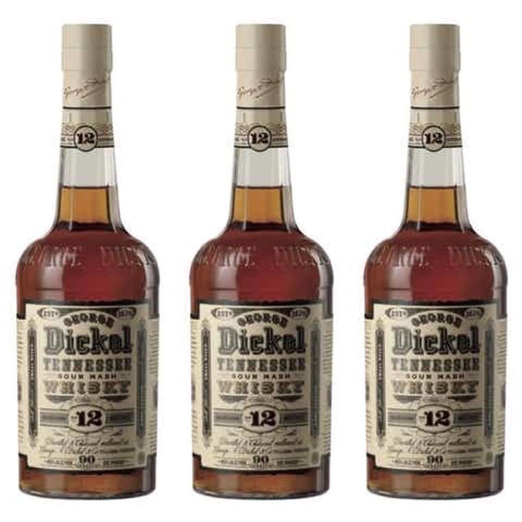 George Dickel No. 12 Tennessee  Whiskey 750 ML