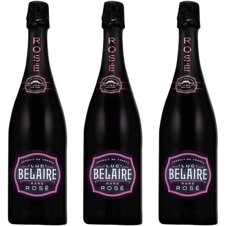 Luc Belaire Rare Rose Champange 750 ml