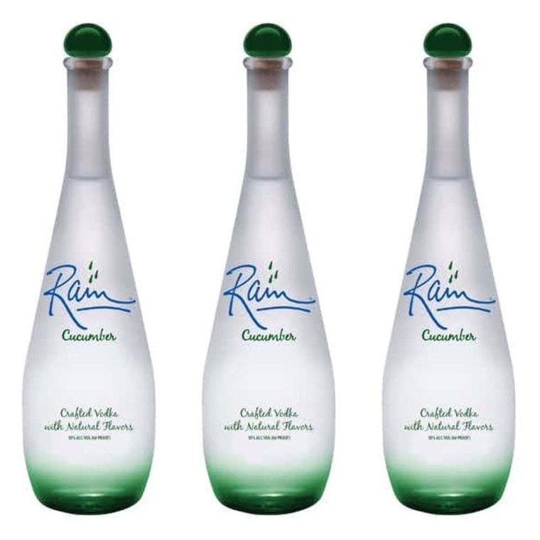 Rain Cucumber Vodka 750 ml