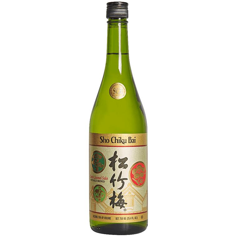 Sho Chiku Bai Sake 750 ml
