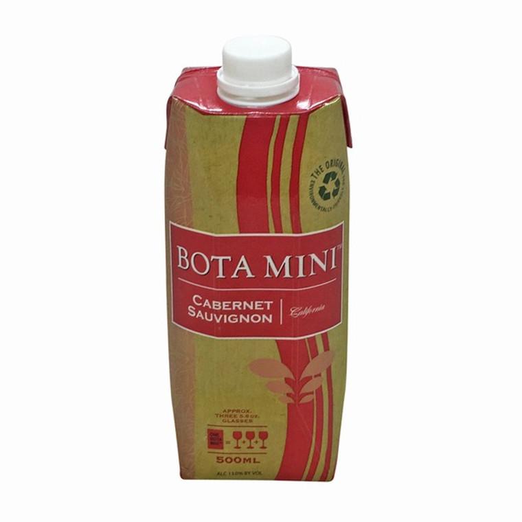 Bota Mini Cabernet Sauvignon Wine 500 ml