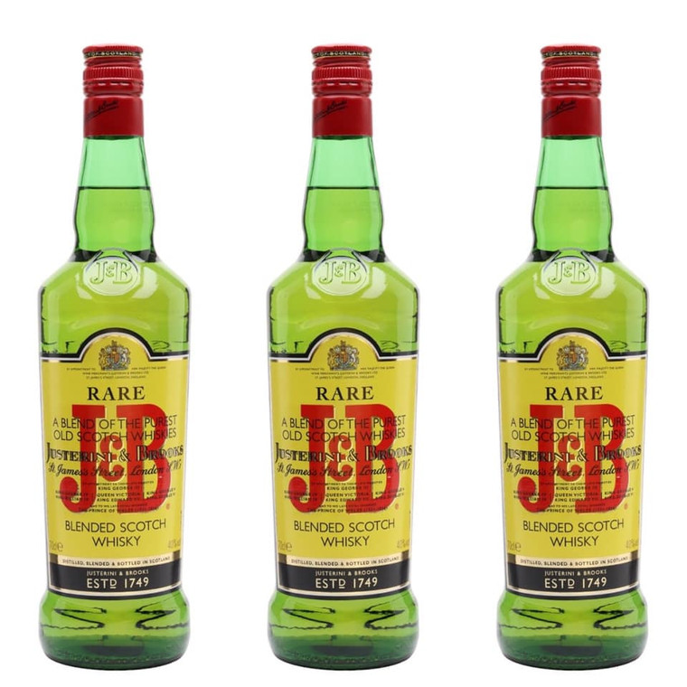 JB Rare Blended Scotch Whiskey 750 ml