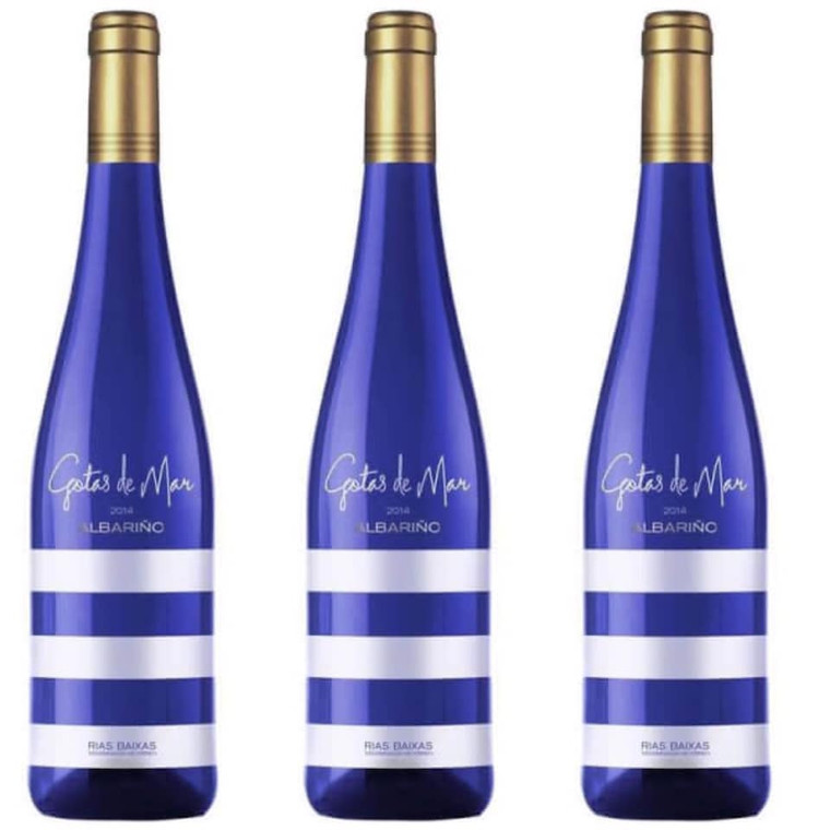 Gotas De Mar Albarino 2016 Wine - 750 ml