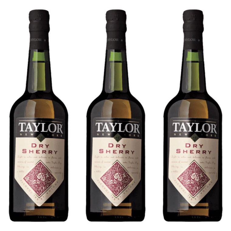 Taylor Sherry Dry Wine 750 ml