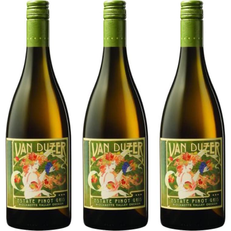 Van Duzer Pinot Gris Wine 750 ml
