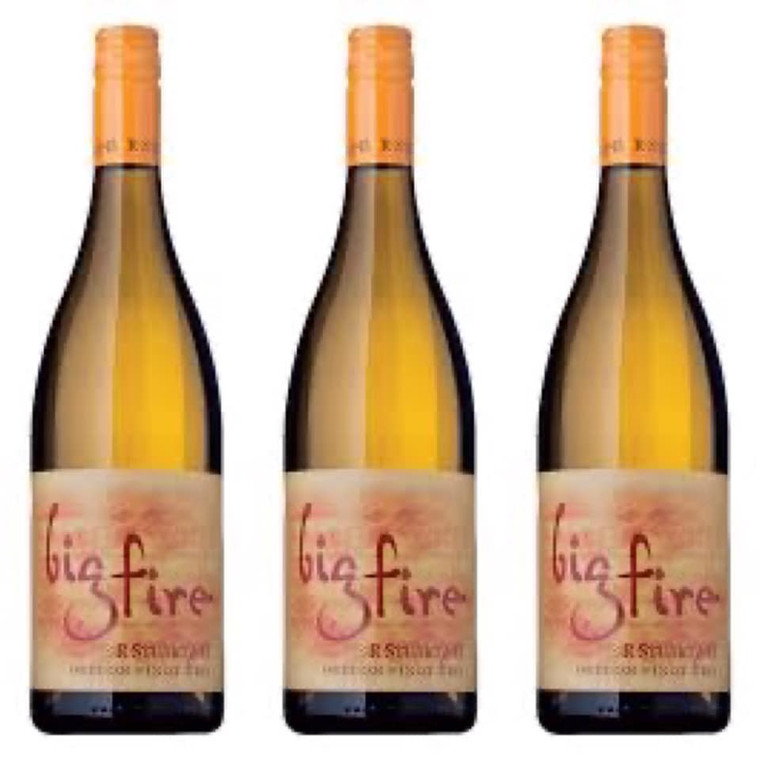 Big Fire Pinot Gris Wine - 750 ml