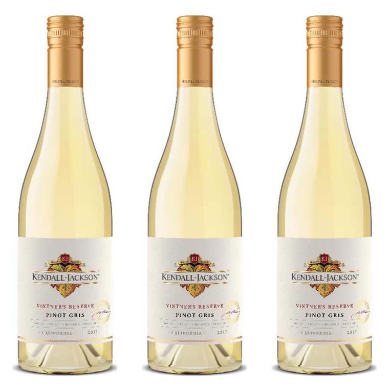 Kendall Jackson Vintner's Reserve Pinot Gris Wine 750 ml