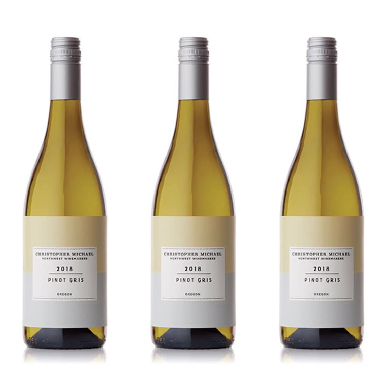 Christopher Michael Pinot Gris Wne - 750 ml